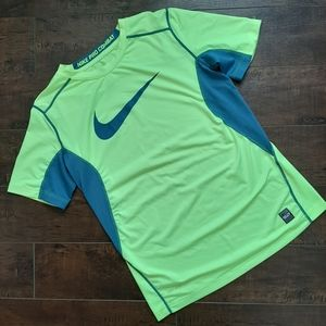 Nike PRO Combat Dri-Fit Fitted T-Shirt Size Large